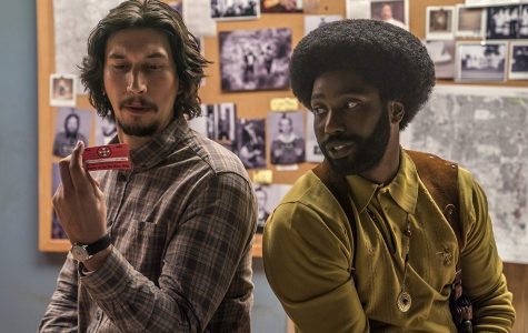 Spike Lee makes a powerful political statement with BlacKkKlansman: a modern-day masterwork