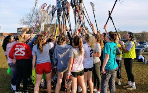 Girls' Lacrosse Push Through Obstacles This Spring Season