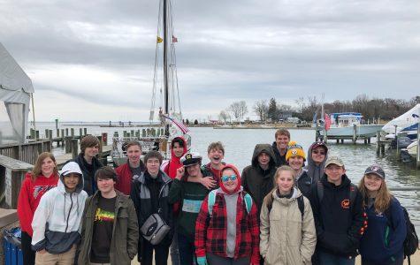 Science Students Experience SKipjack Adventure