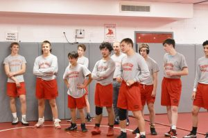 Wrestlers Tackle Their Way into the Season