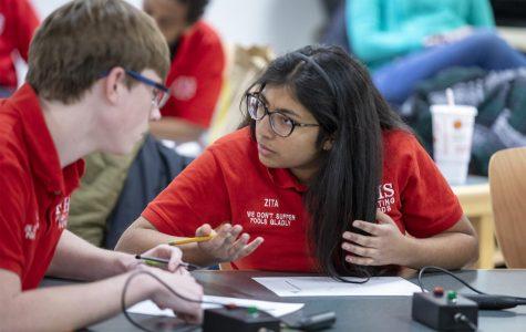 Get Schooled: Academic Team Dominates Districts