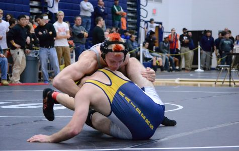 Wrestlers advance to states