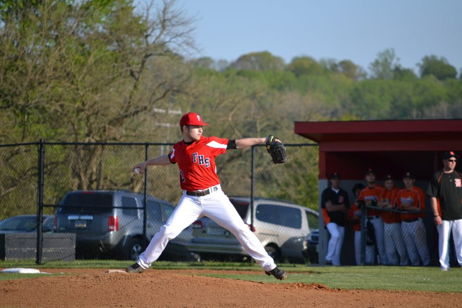 PHOTOSET: Baseball hosts Brentsville