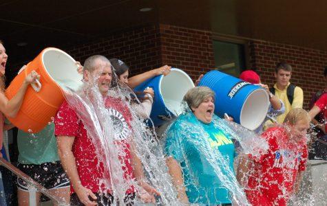 ALS ice bucket challenge promotes tentative awareness