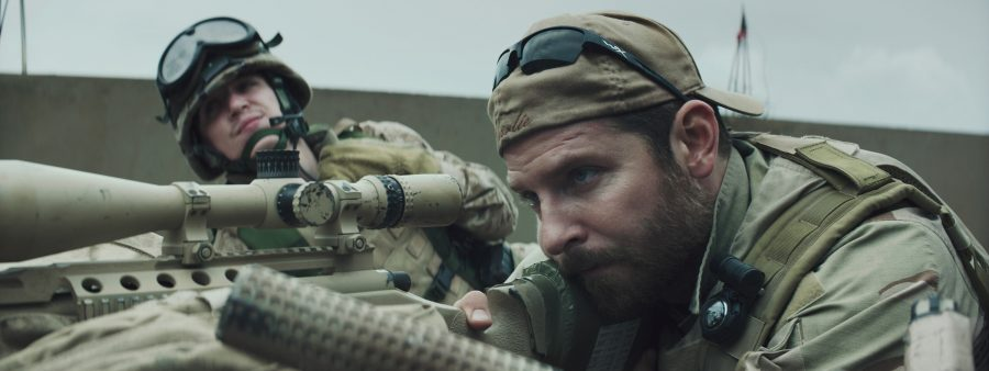 'American Sniper' takes viewers to the front line of war