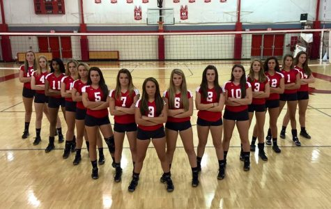 Volleyball sets up for a new season