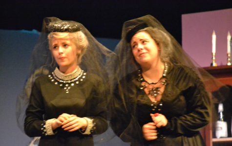 Murder, mayhem take the stage: Arsenic & Old Lace delivers laughter, fun, delightfully wicked chaos