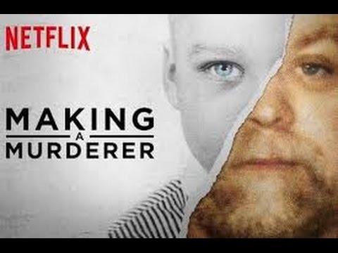 'Making a Murderer' probes criminal justice