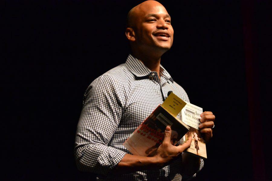 Motivational speaker influences students