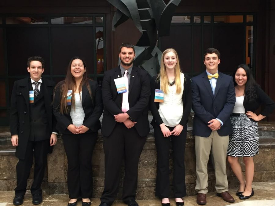 FBLA members advance to nationals