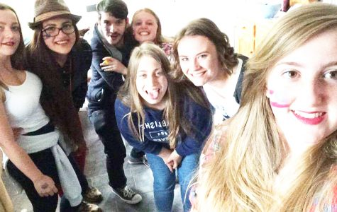 Students experience Welsh life, culture