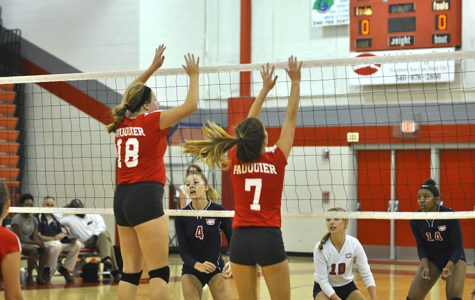 Volleyball sets school record for most wins in a season