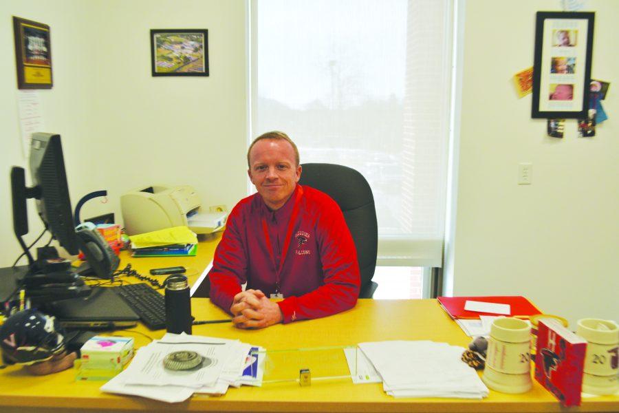 Burton keeps FHS legacy alive