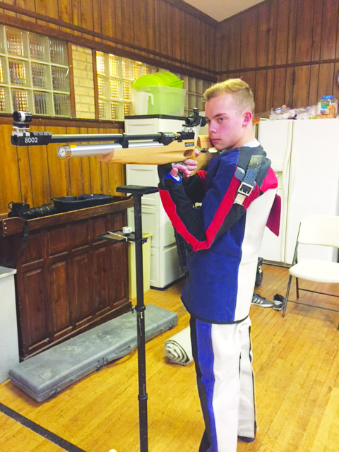 Hardy excels in national shooting competitions