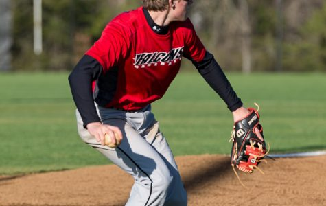 O'Saben ready to swing into college baseball at UMBC