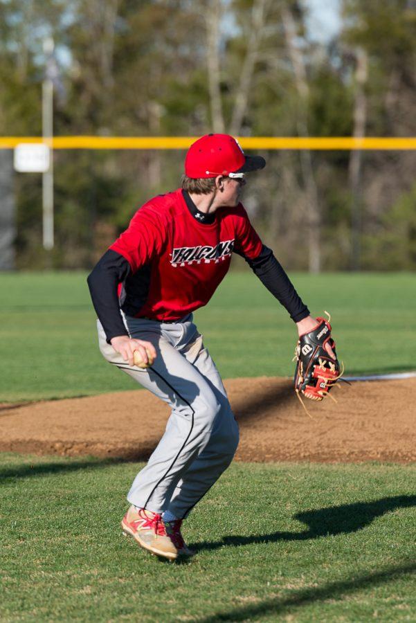 O'Saben ready to swing into college baseball at UMBC