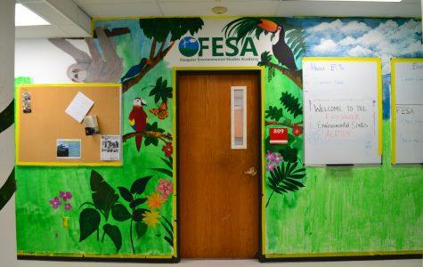 FESA Receives Mural