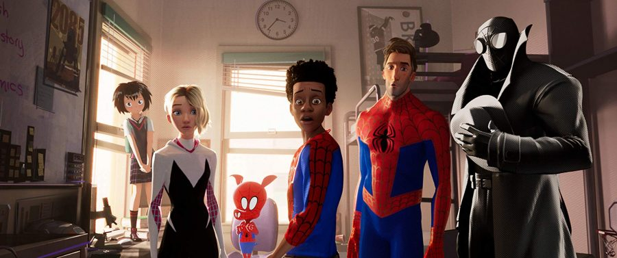 Spider-Man%3A+Into+the+Spider+Verse+easily+outranks+predecessors+with+humor%2C+depth