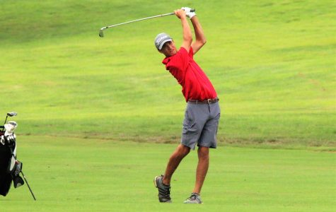 Bryce Leazer participated at the 4 Region C meet at the Loudoun Golf and Country Club.