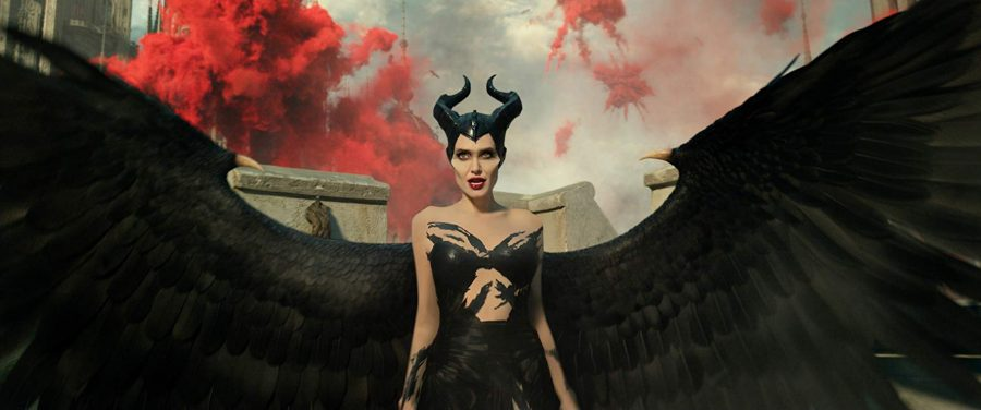 Maleficent+during+the+battle+after+receiving+strength+and+power+from+another+who+died+to+save+her.