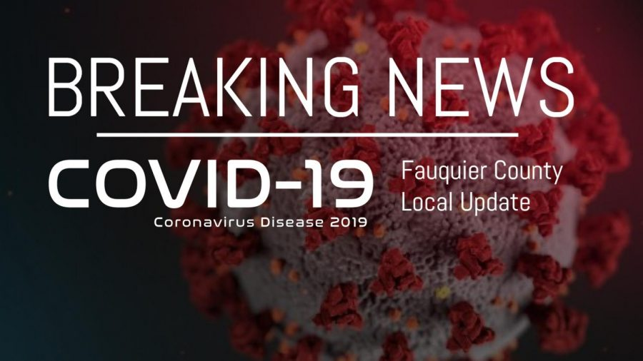 Virginia Department of Health Reports First Confirmed COVID-19 Case in Fauquier County