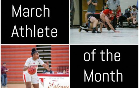 March 2020 Athletes of the Month