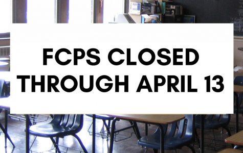 Closed until April 13
