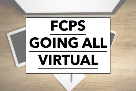 FCPS Switches to All Virtual Learning Through December