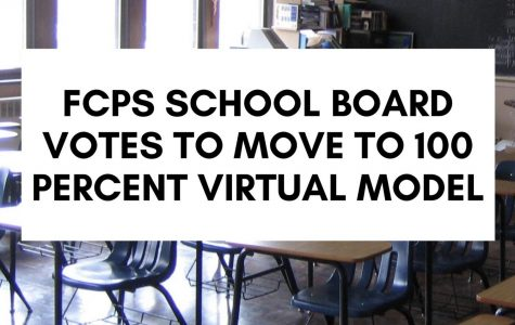 FCPS School Board Votes to Move to 100 Percent Virtual Model