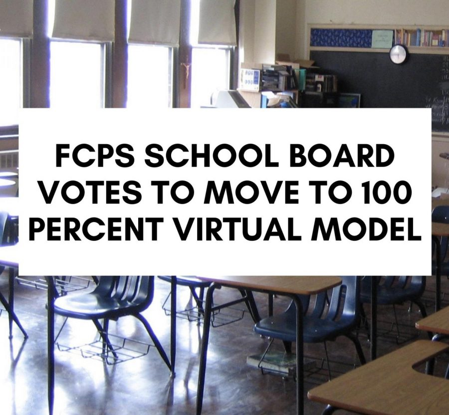 FCPS+School+Board+Votes+to+Move+to+100+Percent+Virtual+Model