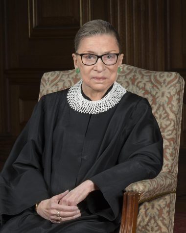 """Notorious RBG"" passing"