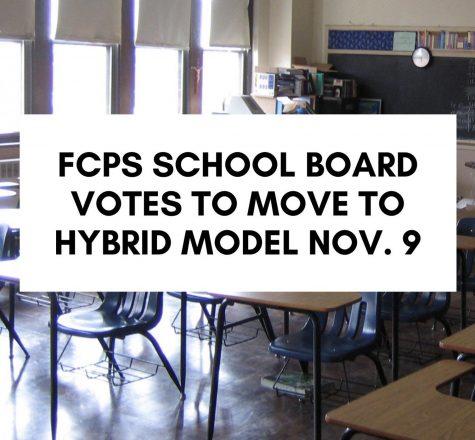 FCPS Will Reopen November 9 Under a Hybrid Model