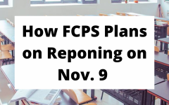 FCPS' Nov. 9 Reopening Plan