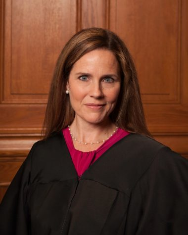 Supreme Court Justice nominee Amy Coney Barrett.