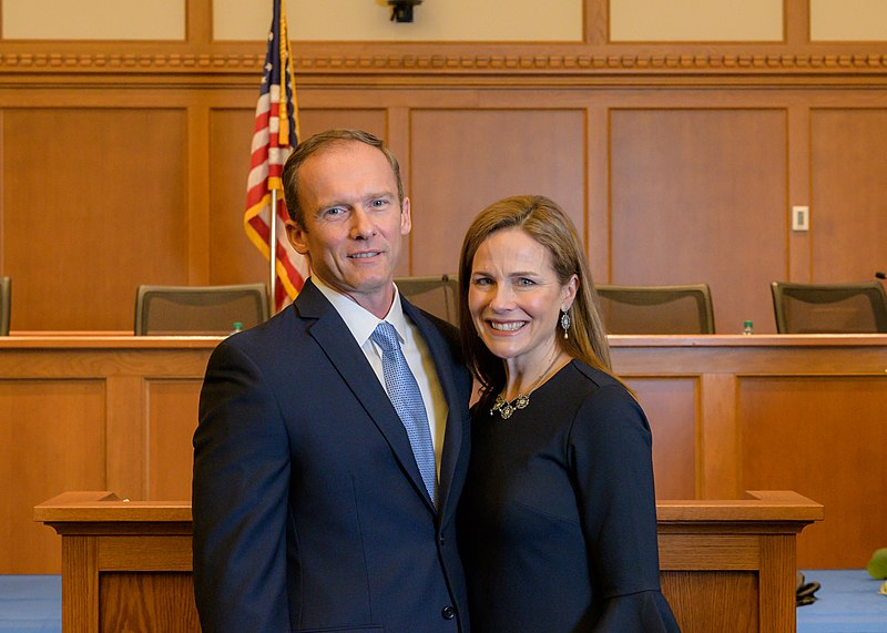 Amy Coney Barrett Confirmed in the Senate