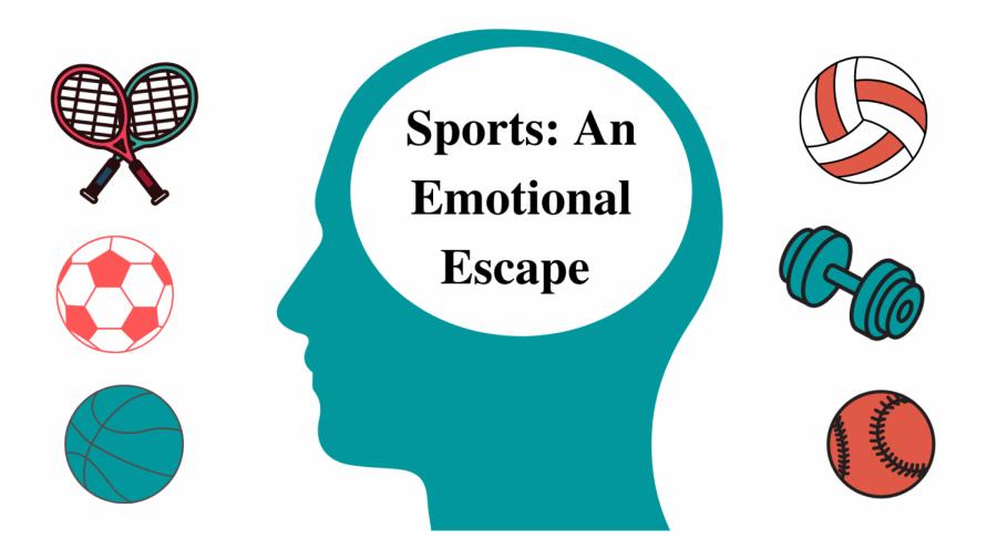 Sports: An Emotional Escape