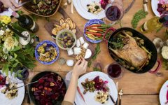 Familiar traditions like the crowded Thanksgiving table won't be happening in many households this year.
