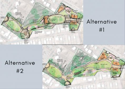 The Eva Walker Park Master Plan