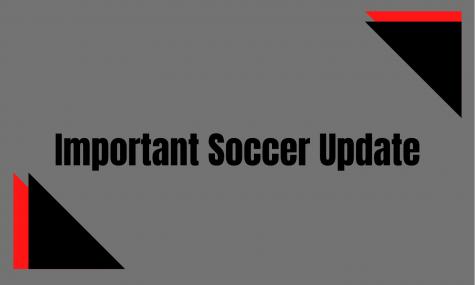 Boys & Girls Soccer Update