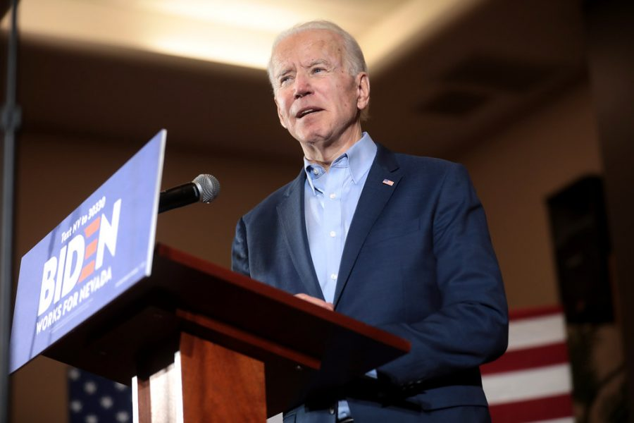 The 46th presidential race has come to an end, with Joe Biden as the winner.