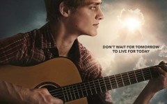 Clouds is based on the true story of Zach Sobiech, a musician, who lost a battle to osteosarcoma, a form of bone cancer.
