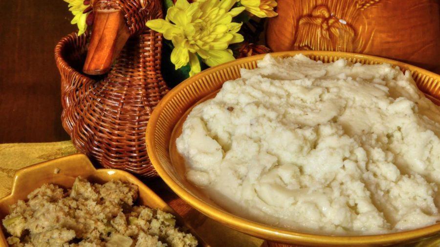 Vegan+Roasted+Garlic+Mashed+Potatoes