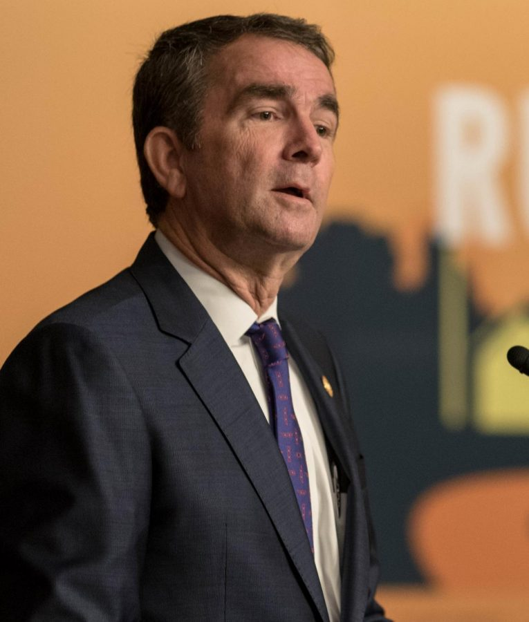 Governor Ralph Northam's new restrictions will be in effect starting Monday and will last until January 31.