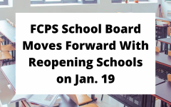 FCPS School Board Moves Forward With Reopening Schools on Jan. 19