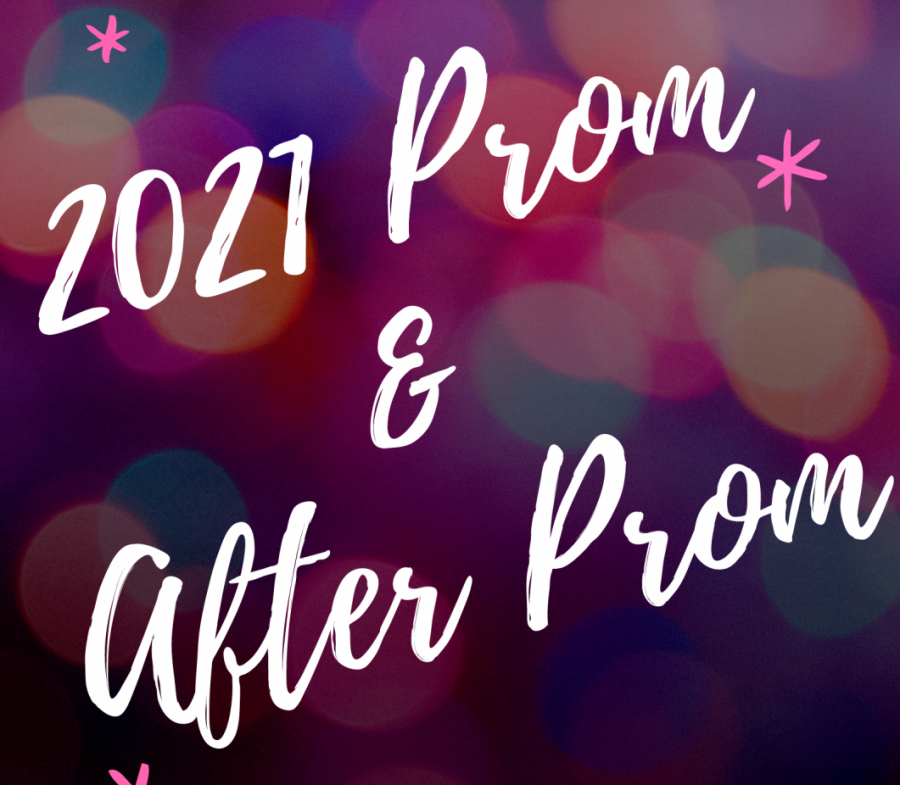 FHS sent out a letter containing information about 2021 Prom and After Prom Party.