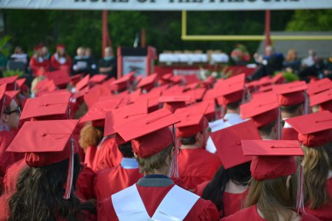 The impact of COVID-19 leaves students and families longing for somewhat of a normal graduation to end off the abnormal school year.
