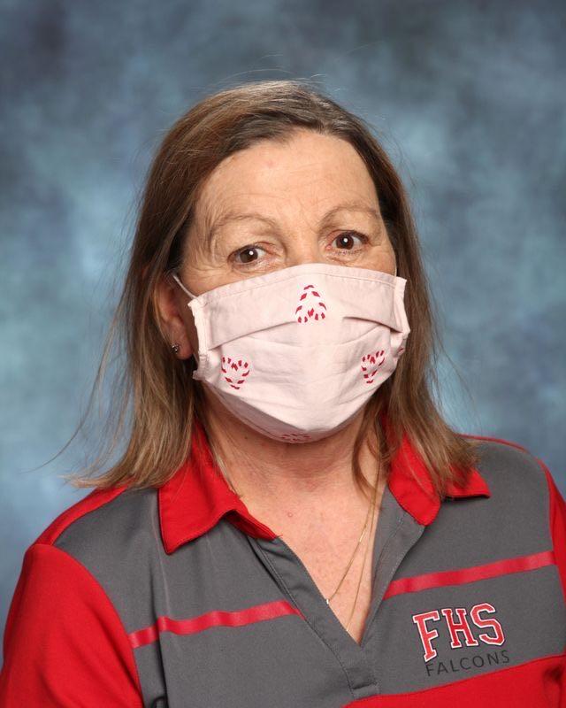 Carmen Hayden, Food Service Worker
