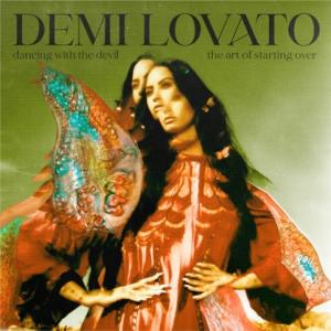 Demi Lovato Dances with Dark Sensitivity