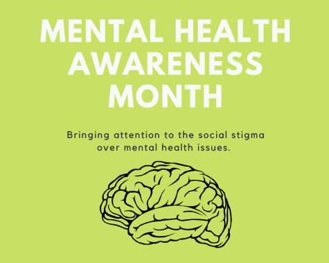 Throughout the month, FHS Guidance Counselors will work with students to identify and understand mental health issues and illnesses.