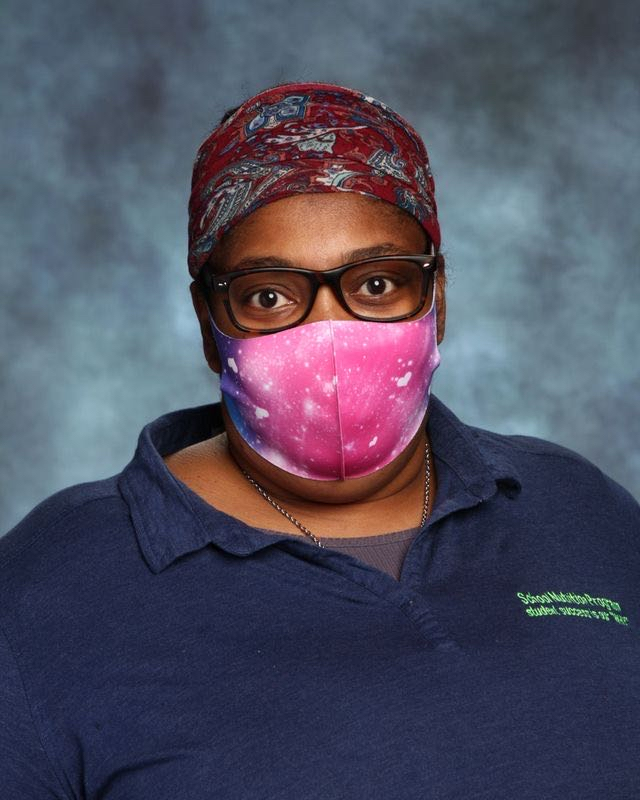 Sheneka Clinkscal, Food Service Worker